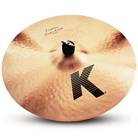 Zildjian K Custom 18  Session Crash