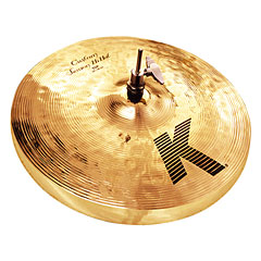 "Zildjian K Custom 14"" Session HiHat « Hi-Hat-Cymbal"
