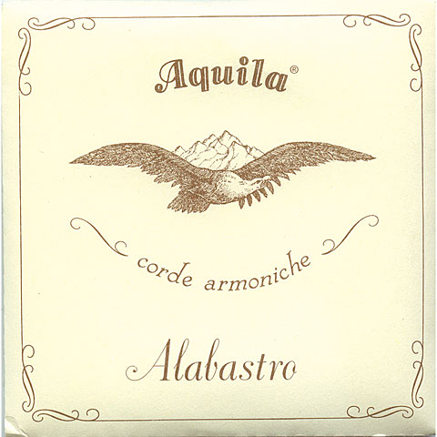 Saiten Konzertgitarre Aquila Alabastro ST