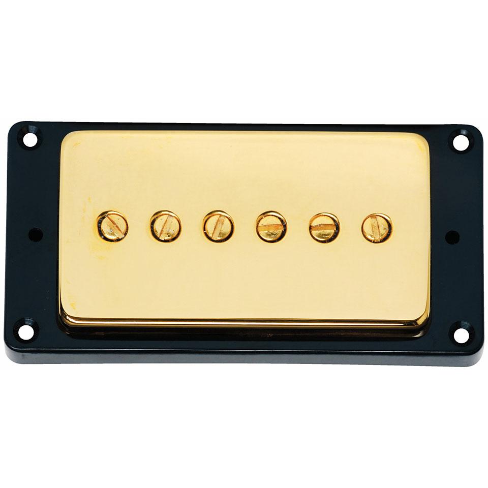 seymour duncan p90 phatcat bridge goldcover pickup e gitarre. Black Bedroom Furniture Sets. Home Design Ideas
