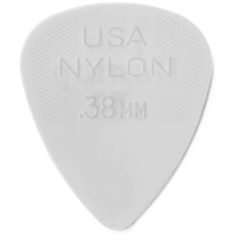 Plektrum Dunlop Nylon Standard 0,38 mm (12 pcs)