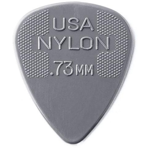 Médiators Dunlop Nylon Standard 0,73 mm (12 pcs)
