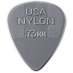 Dunlop Nylon Standard 0,73mm (12Stck) « Médiators
