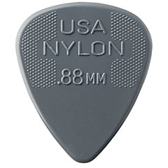 Dunlop Nylon Standard 0,88mm (12Stck) « Médiators