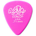 Plettro Dunlop Delrin Standard 0,71mm (12Stck)