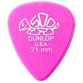 Púa Dunlop Delrin Standard 0,71mm (12Stck)