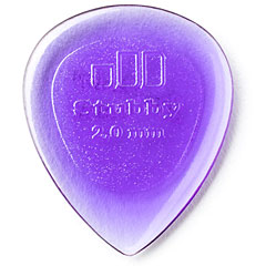 Dunlop Stubby Jazz 2,00 mm (6 pcs) « Plektrum