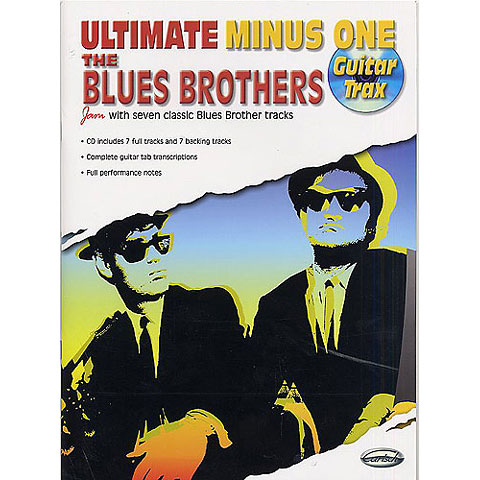 Carisch Ultimate Minus One Blues Brothers