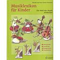 Teoria musicale Schott Musiklexikon für Kinder