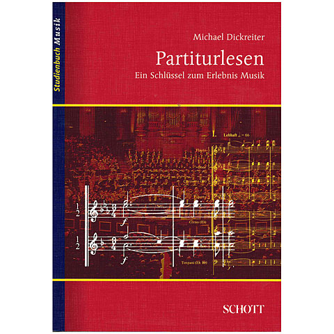 Musiktheorie Schott Partiturlesen