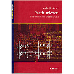 Schott Partiturlesen « Musical Theory