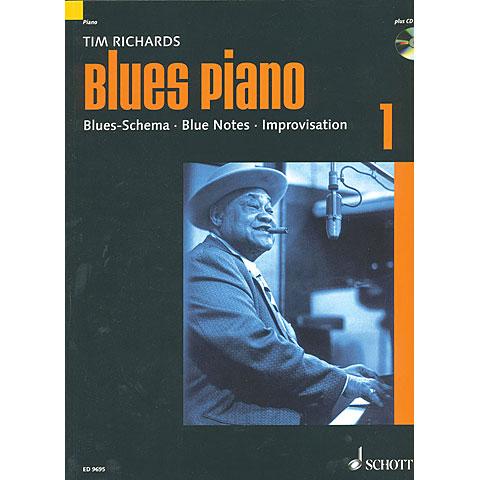 Schott Blues Piano Bd.1