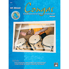 Alfred KDM All about Congas « Leerboek