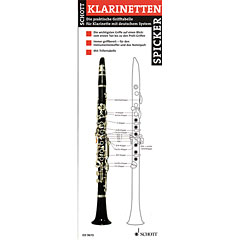 Schott Klarinetten Spicker