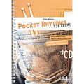 Instructional Book AMA Pocket Rhythms for Drums