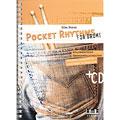 Libro di testo AMA Pocket Rhythms for Drums