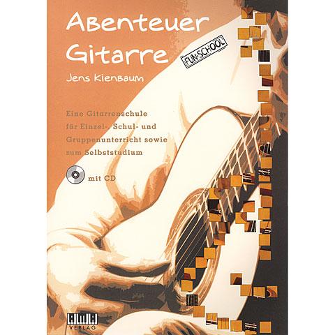 Leerboek AMA Abenteuer Gitarre
