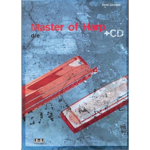 Instructional Book AMA Master of Harp