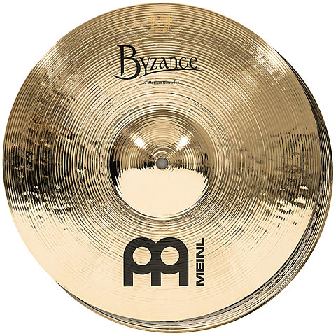 Meinl Byzance Brilliant 14  Medium HiHat