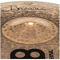"""Cymbale Hi-Hat Meinl Byzance Dark 14"""" HiHat"""