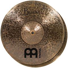 """Meinl Byzance Dark 14"""" HiHat « Cymbale Hi-Hat"""