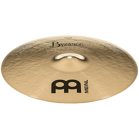 "Cymbale Crash Meinl Byzance Brilliant 16"" Medium Thin Crash"