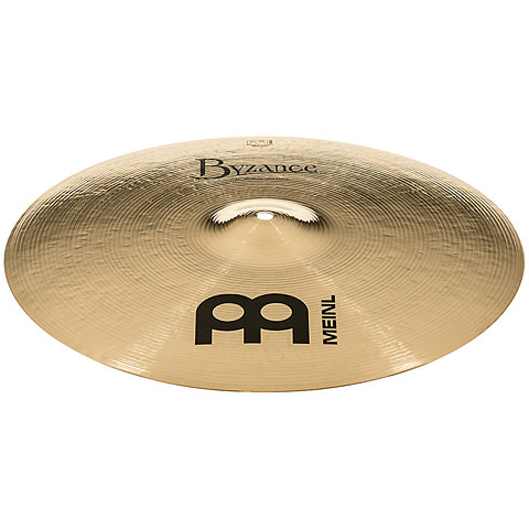 "Cymbale Crash Meinl Byzance Brilliant 17"" Medium Thin Crash"