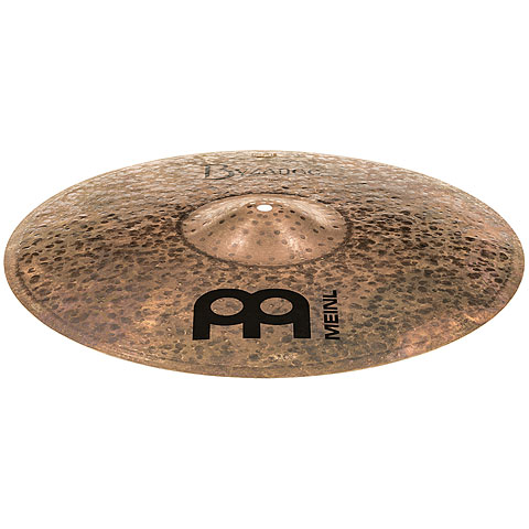 "Cymbale Crash Meinl Byzance Dark 18"" Crash"