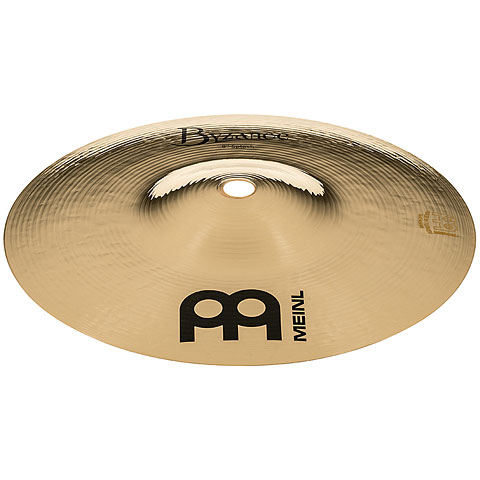 "Splash Meinl Byzance Brilliant  8"" Splash"