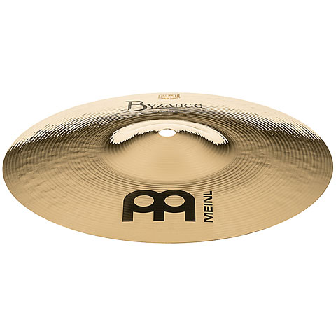 "Cymbale Splash Meinl Byzance Brilliant 10"" Splash"