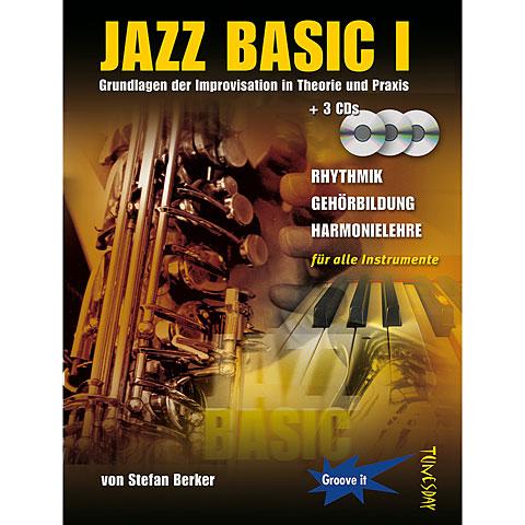 Tunesday Jazz Basic Bd.1