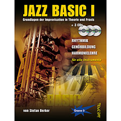 Tunesday Jazz Basic Bd.1 « Lehrbuch