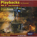 CD Tunesday Playbacks für Drummer Vol.2 Easy Grooves 1, Audio Cds