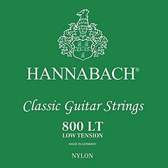 Hannabach 800 LT Green « Cuerdas guit. clásica