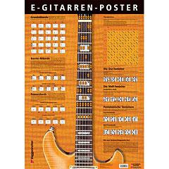 Voggenreiter E-Gitarren-Poster « Poster