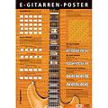 Αφίσα Voggenreiter E-Gitarren-Poster