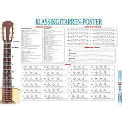 Voggenreiter Klassikgitarren-Poster « Poster