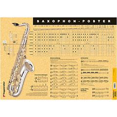 Voggenreiter Saxophon-Poster « Poster