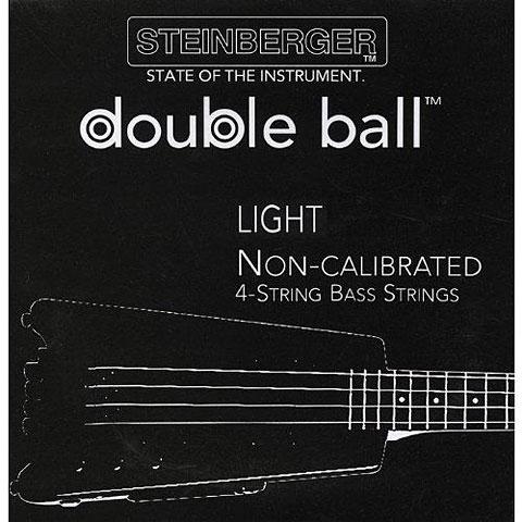 Saiten E-Bass Steinberger Double Ball SST-108 light 040-095
