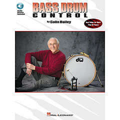 Hal Leonard Bass Drum Control « Leerboek