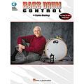 Libro di testo Hal Leonard Bass Drum Control
