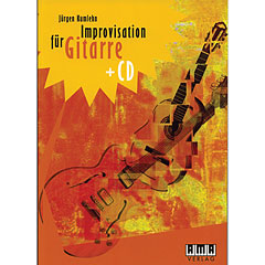 AMA Improvisation für Gitarre « Instructional Book