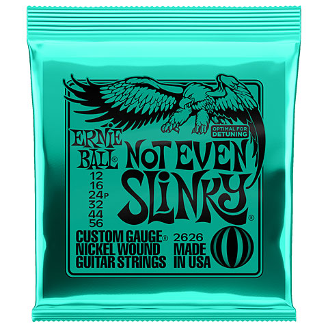 Ernie Ball Not Even Slinky 2626 012-056