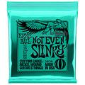 Saiten E-Gitarre Ernie Ball Not Even Slinky 2626 012-056