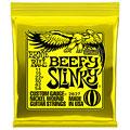 Струны для электрогитары  Ernie Ball Beefy Slinky 2627 011-054
