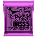 Struny do elektrycznej gitary basowej Ernie Ball Slinky EB2821, 050-135