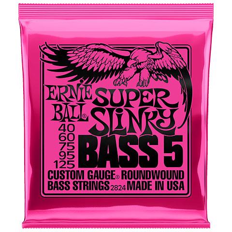 Ernie Ball Super Slinky Bass 5 2824 040-125