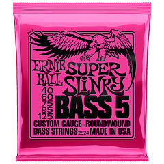 Ernie Ball Super Slinky Bass 5 2824 .040-125 « Electric Bass Strings