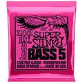 Set di corde per basso elettrico Ernie Ball Super Slinky Bass 5 2824 040-125
