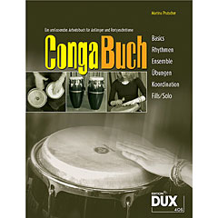 Dux Conga Buch « Instructional Book